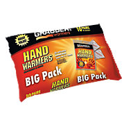Grabber Big Pack Hand Warmer - 10 Pack