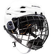 Easton E600 Senior Ice Hockey Helmet Combo