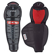 CCM Junior RBZ Edge Ice Hockey Shin Guards