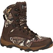 Rocky Men's Retraction 800g Waterproof Mossy Oak Field Hunting Boots
