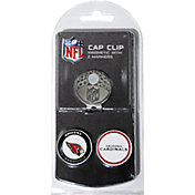 Team Golf Arizona Cardinals Two-Marker Cap Clip