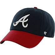'47 Men's Atlanta Braves Franchise Navy Fitted Hat