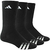 adidas Men's Cushioned Crew Socks 3 Pack