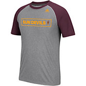 adidas Men's Arizona State Sun Devils Grey Scoreboard T-Shirt