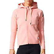 adidas Women's Stadium Zip Up Hoodie
