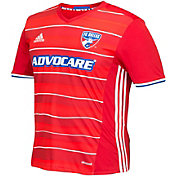 adidas Youth FC Dallas 2016 Replica Home Jersey