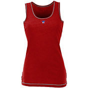 Antigua Women's FC Dallas Red Sport Tank Top
