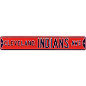 Authentic Street Signs Cleveland Indians Avenue Sign