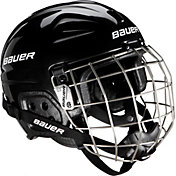 Bauer Youth PRODIGY Ice Hockey Helmet Combo
