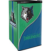 Boelter Minnesota Timberwolves Counter Top Height Refrigerator