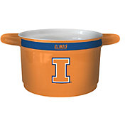 Boelter Illinois Fighting Illini Game Time 23oz Ceramic Bowl