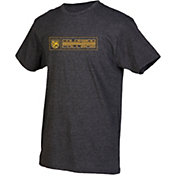 boxercraft Youth Colorado College Tigers Grey Just for You Crew Wordmark and Logo T-Shirt