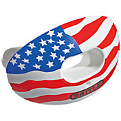 Battle Oxygen American Flag Convertible Mouthguard