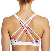 CALIA by Carrie Underwood Women's Inner Power Crossback Printed Sports Bra
