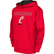 Colosseum Athletics Youth Cincinnati Bearcats Red Performance Hoodie