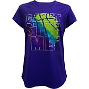 Champion Girls' Can't Stop Me Graphic T-Shirt