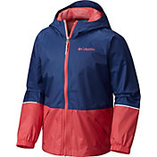 Columbia Boys' Hot on the Trail Rain Jacket