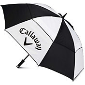 "Callaway Logo 60"" Double Canopy Golf Umbrella"