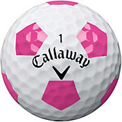 Callaway Chrome Soft Truvis Pink Golf Balls