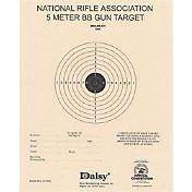 Daisy Official NRA 5-meter BB Targets