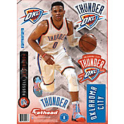 Fathead Oklahoma City Thunder Russell Westbrook Teammate Player Wall Decal