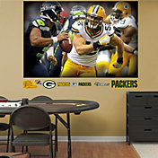 Fathead Clay Matthews #52 Green Bay Packers Real Big Wall Graphic