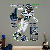 Fathead Earl Thomas #29 Seattle Seahawks Real Big Wall Graphic