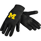 Forever Collectibles Michigan Wolverines Texting Gloves