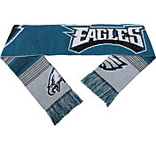 Forever Collectibles Philadelphia Eagles Reversible Scarf