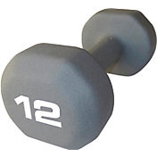 Fitness Gear 12 lb Neoprene Dumbbell