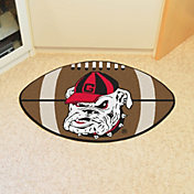 FANMATS Georgia Bulldogs Football Mat