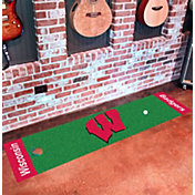 FANMATS Wisconsin Badgers Putting Mat