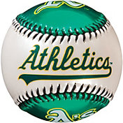 Franklin Oakland Athletics Metallic and Pearl Soft Strike Baseball