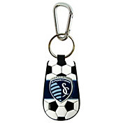 Sporting KC Classic Soccer Keychain