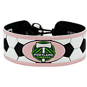 Portland Timbers Classic Pink Soccer Bracelet