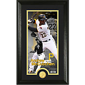 Highland Mint Pittsbugh Pirates Andrew McCutchen Supreme Bronze Coin Photo Mint