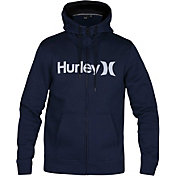 Hurley Men's Surf Club One And Only 2.0 Full-Zip Hoodie