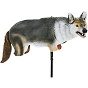 Lucky Duck Yote Coyote Decoy