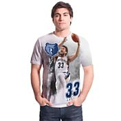 Levelwear Men's Memphis Grizzlies Marc Gasol Highlight White T-Shirt