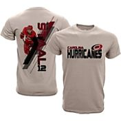 Levelwear Youth Carolina Hurricanes Eric Staal #12 Charcoal Spectrum T-Shirt