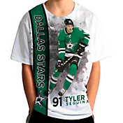 Levelwear Youth Dallas Stars Tyler Seguin #91 Breakaway White T-Shirt