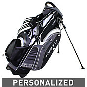 Maxfli U/Series 5.0 Personalized Stand Bag - Black/White