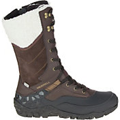 Merrell Women's Aurora Tall ICE+ Waterproof 200g Winter Boots