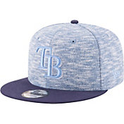 New Era Men's Tampa Bay Rays 9Fifty Terry Fresh Adjustable Hat