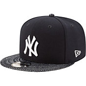 New Era Men's New York Yankees 9Fifty Visor Fresh Navy Adjustable Hat