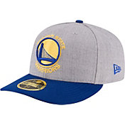 New Era Men's Golden State Warriors 59Fifty Low Crown Grey Fitted Hat