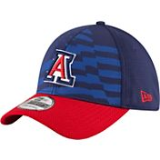 New Era Men's Arizona Wildcats Navy/Cardinal NE 15 Stars 39Thirty Performance Hat
