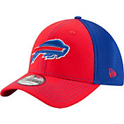 New Era Men's Buffalo Bills Team Front Neo 39Thirty Flex Hat