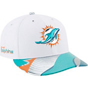 New Era Men's Miami Dolphins 2017 NFL Draft 59Fifty Fitted White Hat