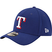 New Era Youth Texas Rangers 39Thirty Classic Royal Flex Hat